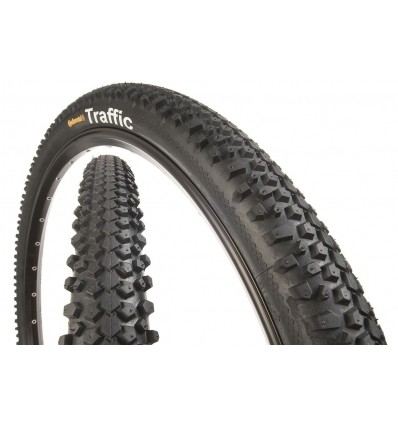 Anvelopa 26'' Wired Continental Traffic 26 x 2.0 - 559 x 50