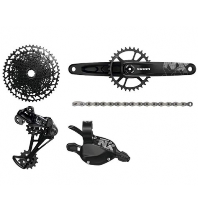 Set Transmisie Sram Nx Eagle Dub 1X12 175Mm Boost