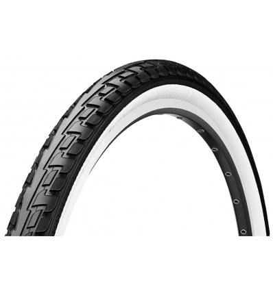 Anvelopa 28'' Wired Continental Ride Tour PunctureProTection alb 700 x 32c - 622 x 32